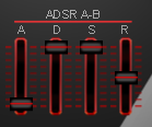 adsr in wt-01 red