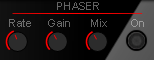 phaser in wt-01 red