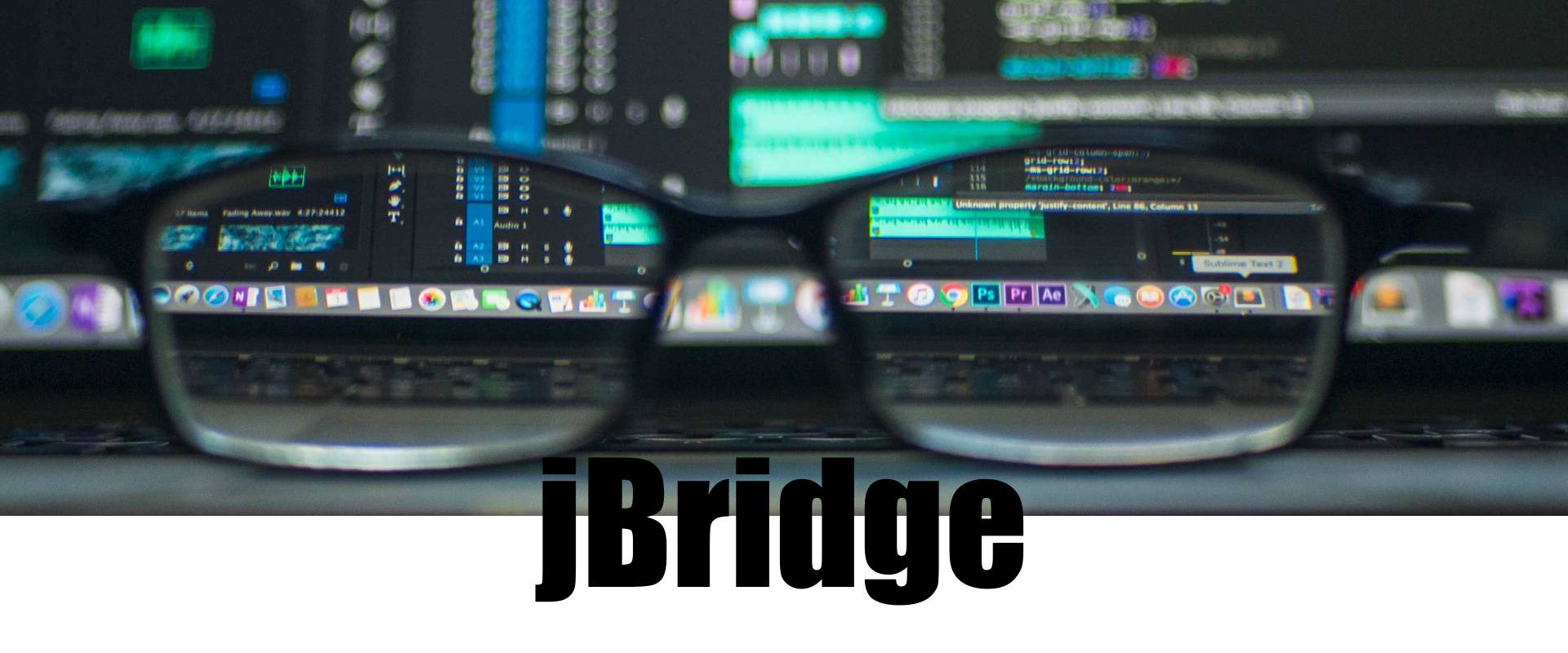 How to use? jBridge is an application designed for bridging